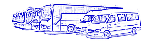 rent buses with coach hire companies from United Kingdom